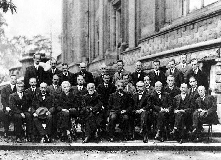 Conferencia Solvay, 1927