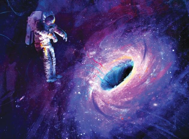 Agujeros negros: un desafío de la física