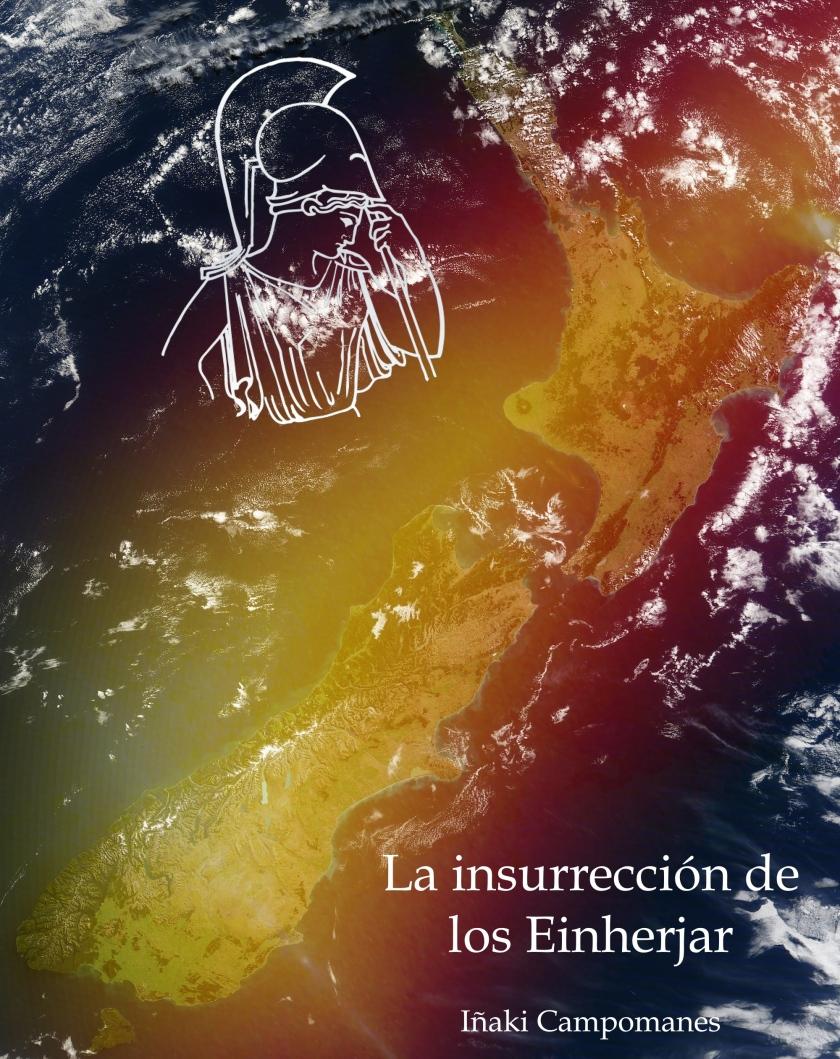 """Portada """"""""La insurrección de los Einherjar"""""""