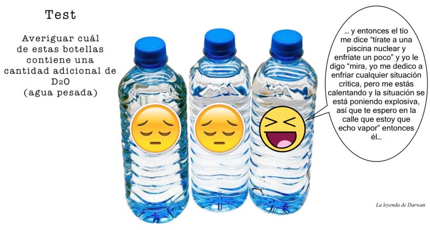 agua pesada