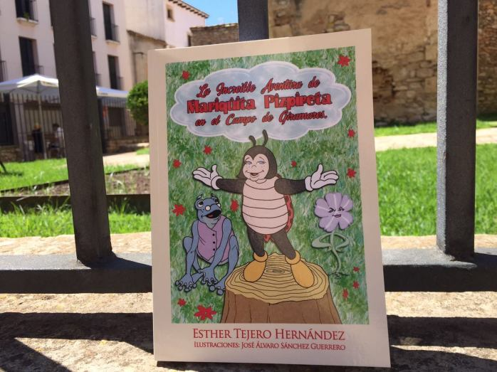 La increíble aventura de Mariquita Pizpireta en el campo de Giramares (Esther Tejero).