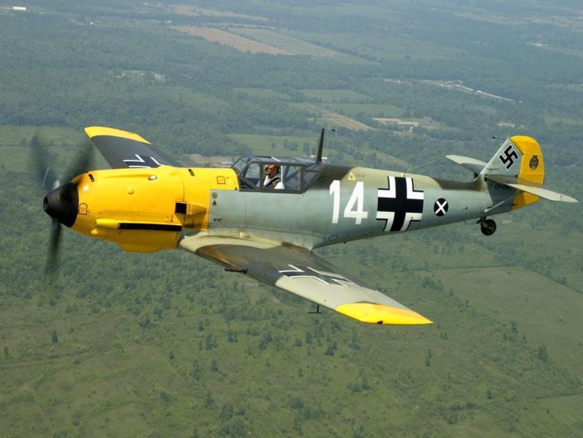 Messerschmitt Bf-109E-3 Emil