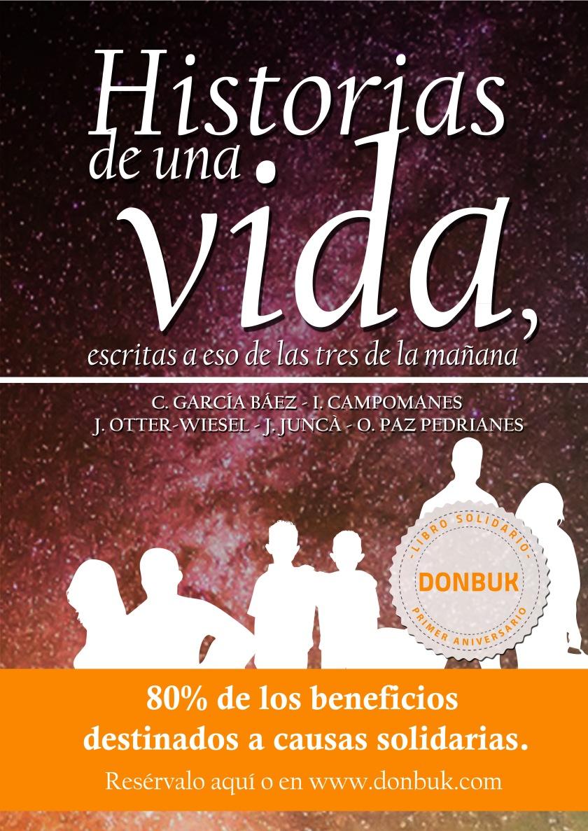 Historias de una vida - Editorial Donbuk