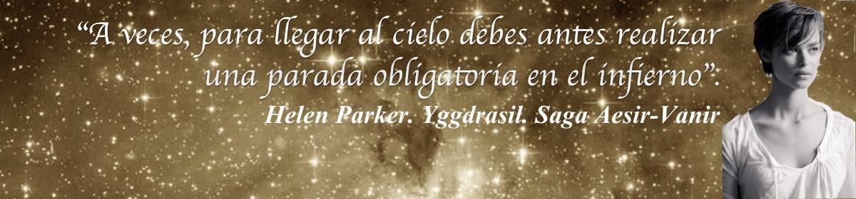 Helen Parker. Yggdrasil.
