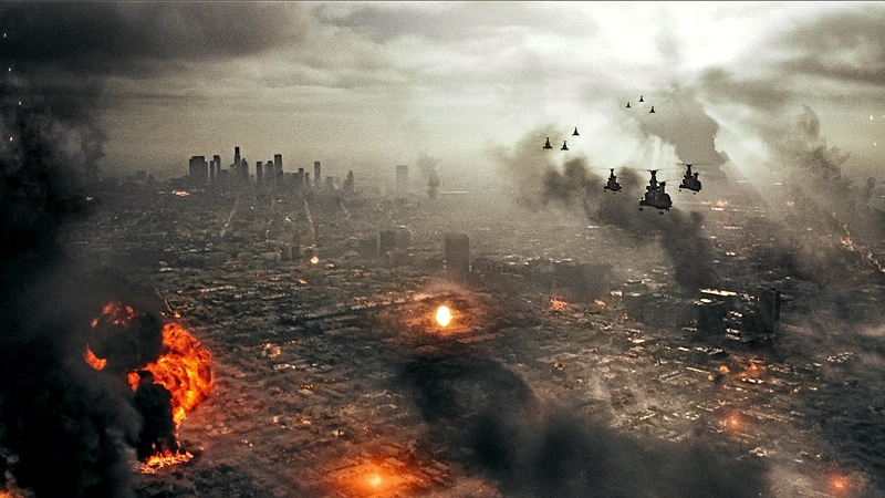 LA-battle