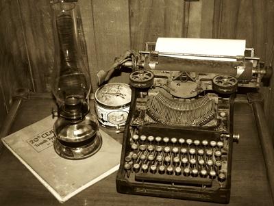 old-school-writer