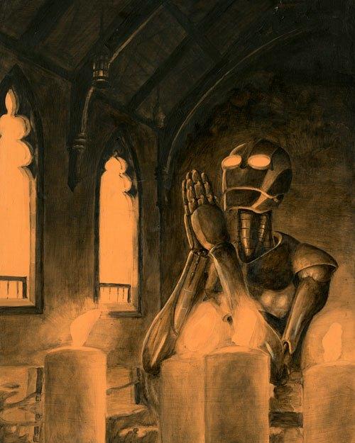 robot_praying