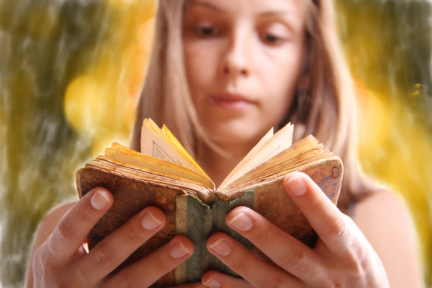 girl-reading-old-book