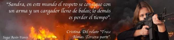 Cristina - Trece almas