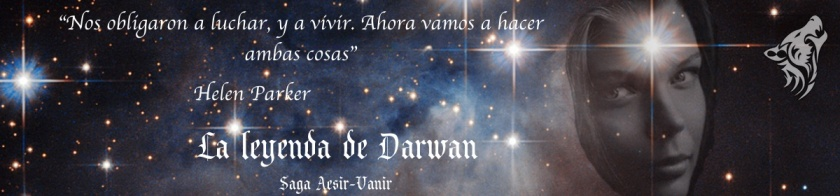 Helen Parker. La leyenda de Darwan.
