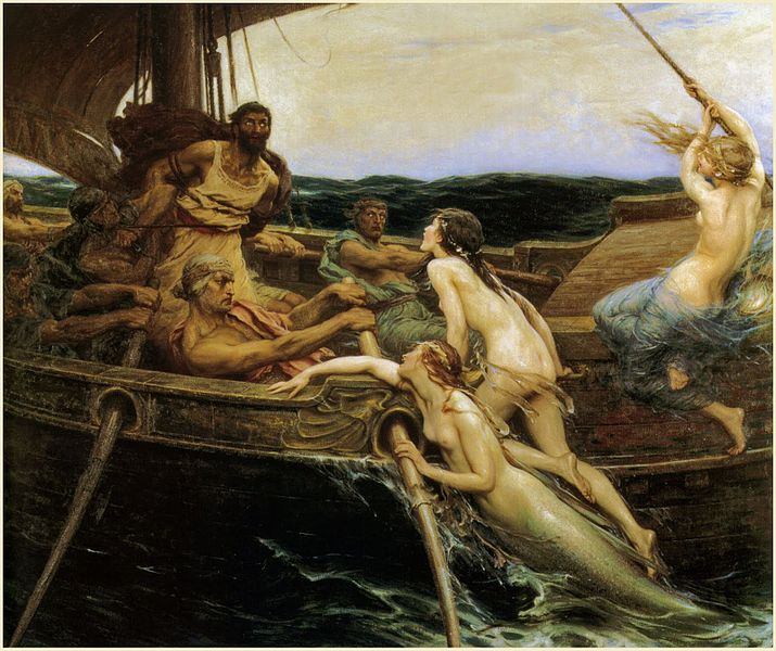 Ulysses_and_the_Sirens,_1909
