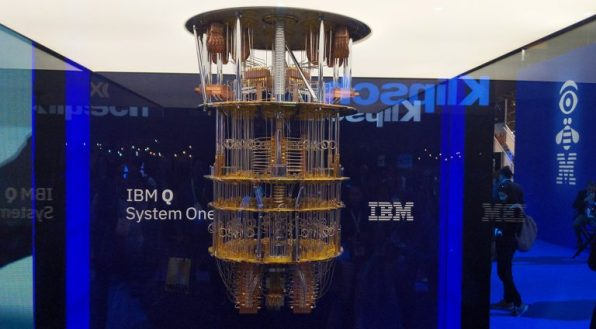 IBM-Q-System-One-display