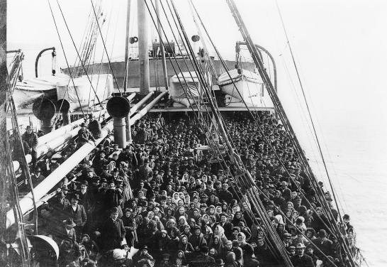 emigrantes